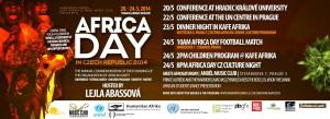 AFRICA DAY v ČR