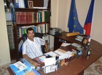 Tiécoura Kané, honorární konzul ČR v Mali