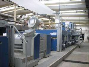Foto: Veba, textilní závody a. s.