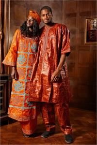 S africkým brokátem dosahuje Veba velkých  úspěchů. Foto: Veba, textilní závody a. s.