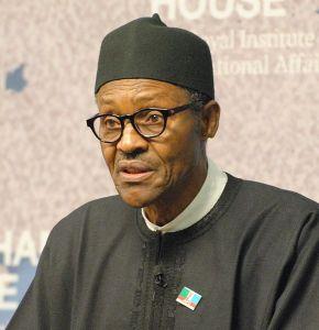 Nově zvolený prezident Muhammadu Buhari