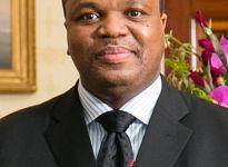 Svazijský král Mswati III. Zdroj: wikipedia.org