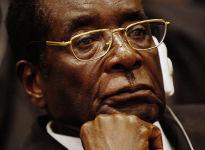 Prezident Zimbabwe Robert Mugabe. Zdroj: wikipedia.org