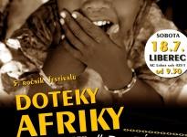 plakat_Doteky Afriky