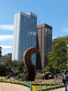 Panoramata našeho univerzitního areálu