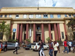 Keňský národní archív