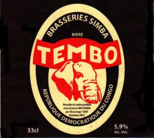 Pivo je v Africe dobré, i když na vás hledí z etikety slon.
