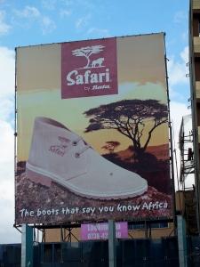 """,,Boty, které řeknou, že znáte Afriku"""""""