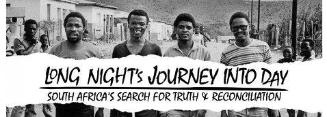 22. Africký čtvrtek: Dokument Long Night's Journey Into Day